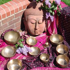 Budha & Tibetan Bowls
