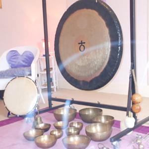 Gong & Tibetan Bowls