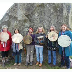 Shamanic Drumming Avebury